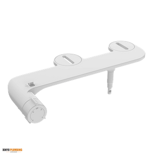 Plastic Cold Water Bidet Attachment with Adjustable Nozzle X3201-30
