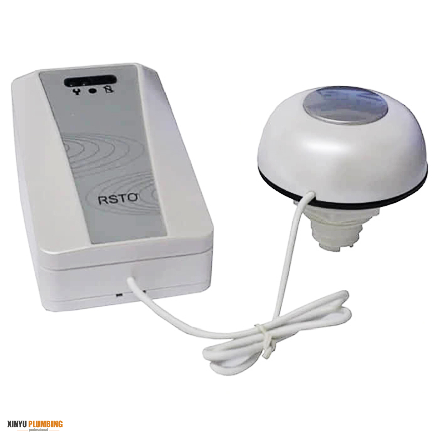 Automatic Toilet Flusher For Top Push Button Toilet QBO-I